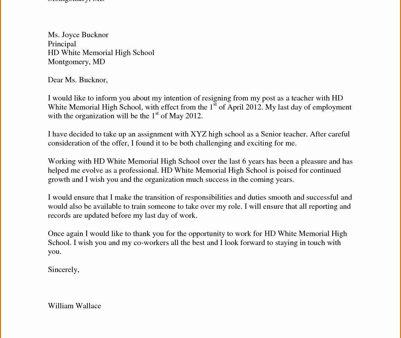 Preschool Wel E Letter to Parents From Teacher Template