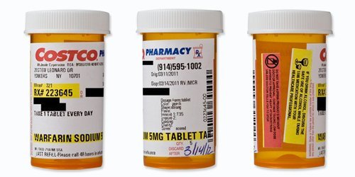 Prescription Labels and Drug Safety Consumer Reports