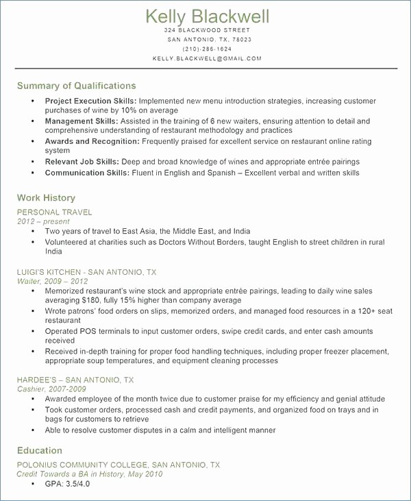 Pretty What Makes A Good Resume S What Makes A Good