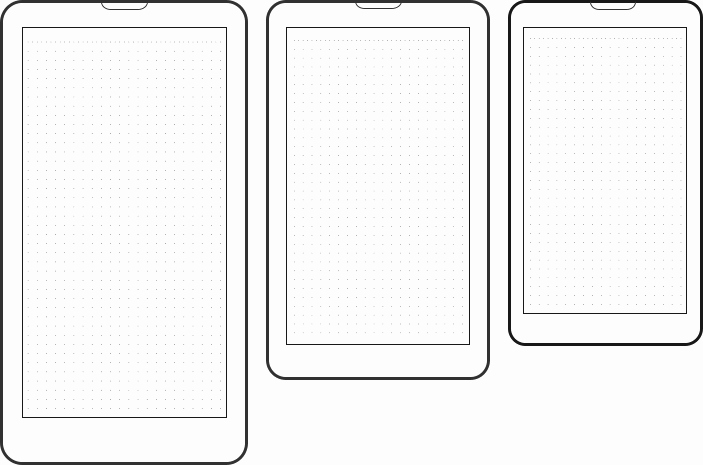 Preview Of the Generic Smartphones Template