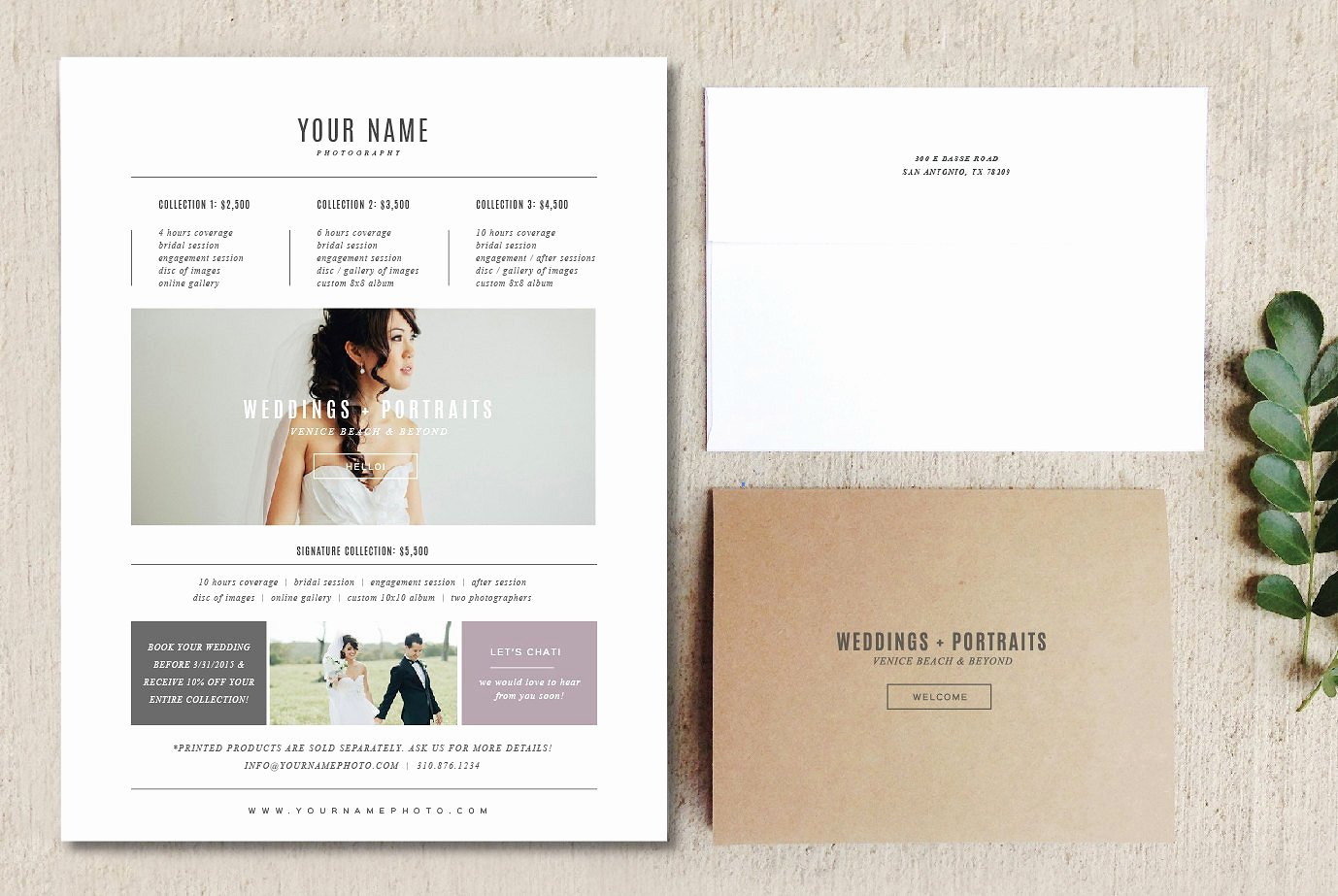 Pricing Guide Template Flyer Templates Creative Market