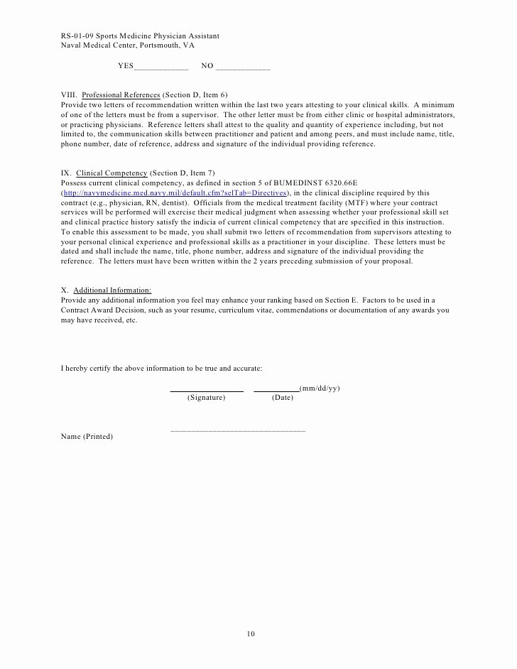 Pricing Sheet Sports Medicine Physician assistant