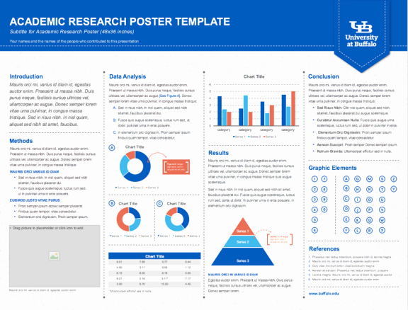 Print Research Poster Template Life Academic
