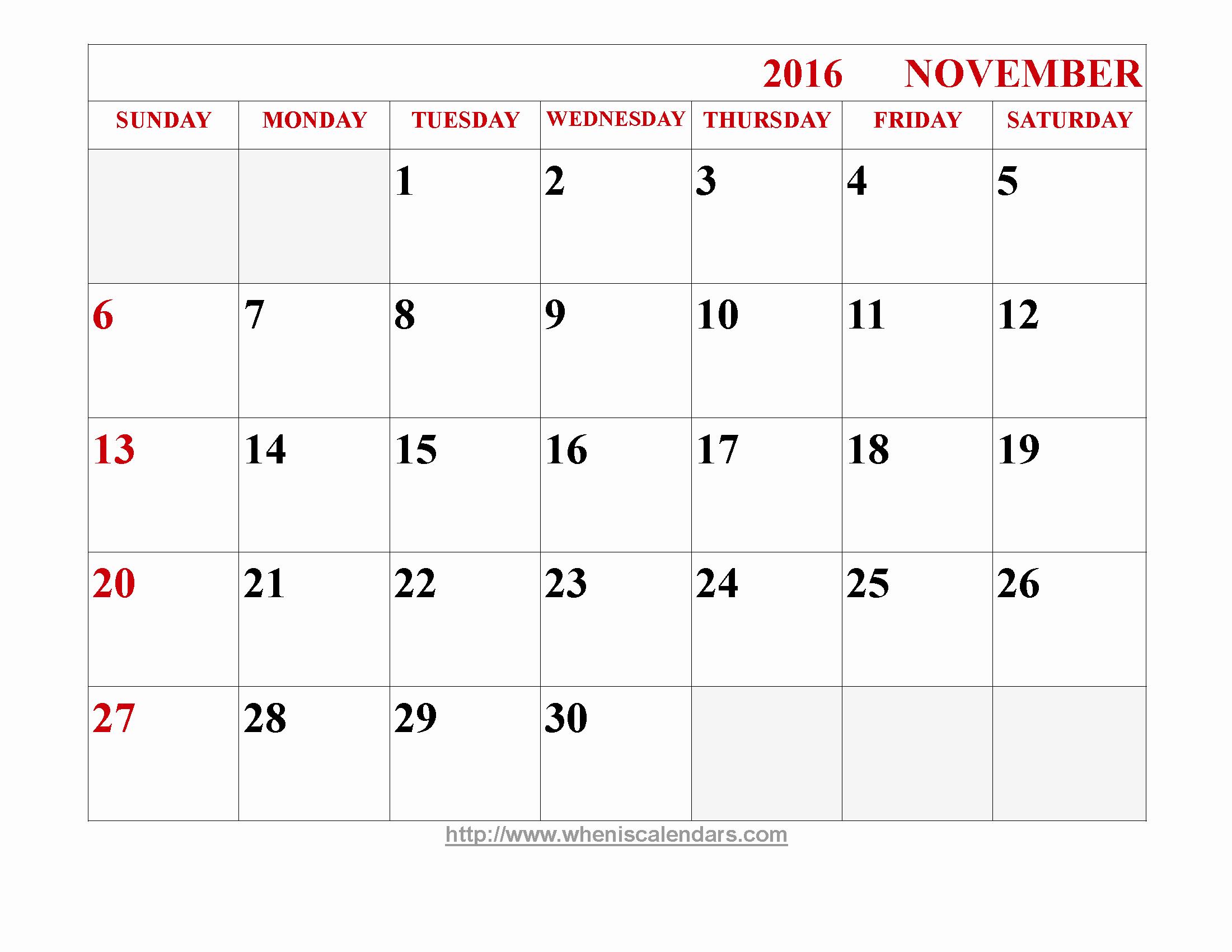 Printable 2016 Calendar Template Word Printable 360 Degree