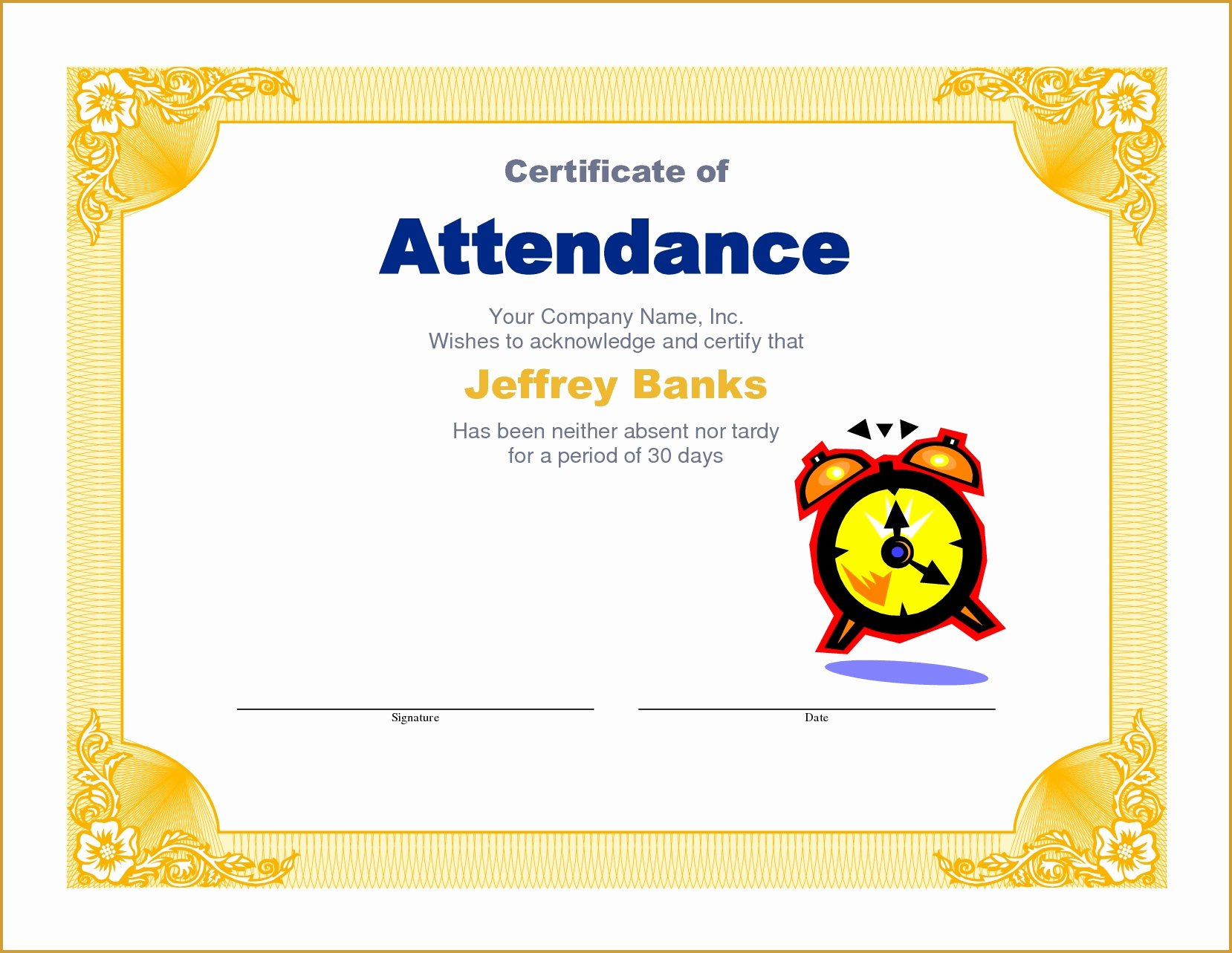 Printable Achievement Certificates Portablegasgrillweber