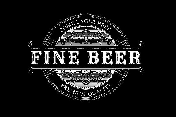 Printable Beer Label Template 195 Free & Premium Download