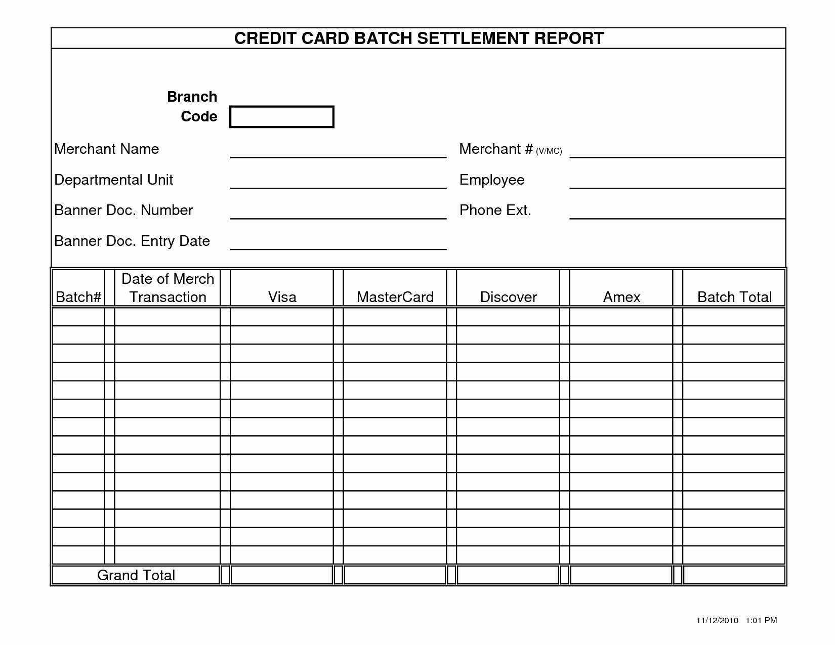 Printable Blank Report Cards Student Report