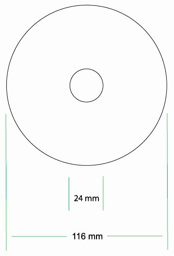 Printable Cd Cover Template