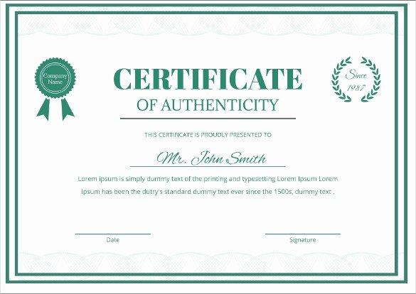Printable Certificate Template 46 Adobe Illustrator