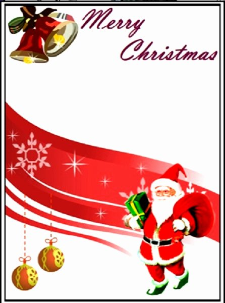 Printable Christmas Cards Christmas Celebration All