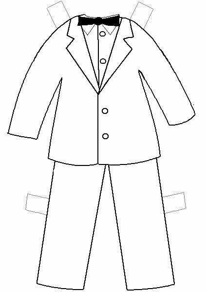 Printable Clothes Templates Paper Doll Project