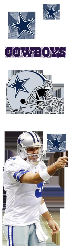 Printable Dallas Cowboys Invitations