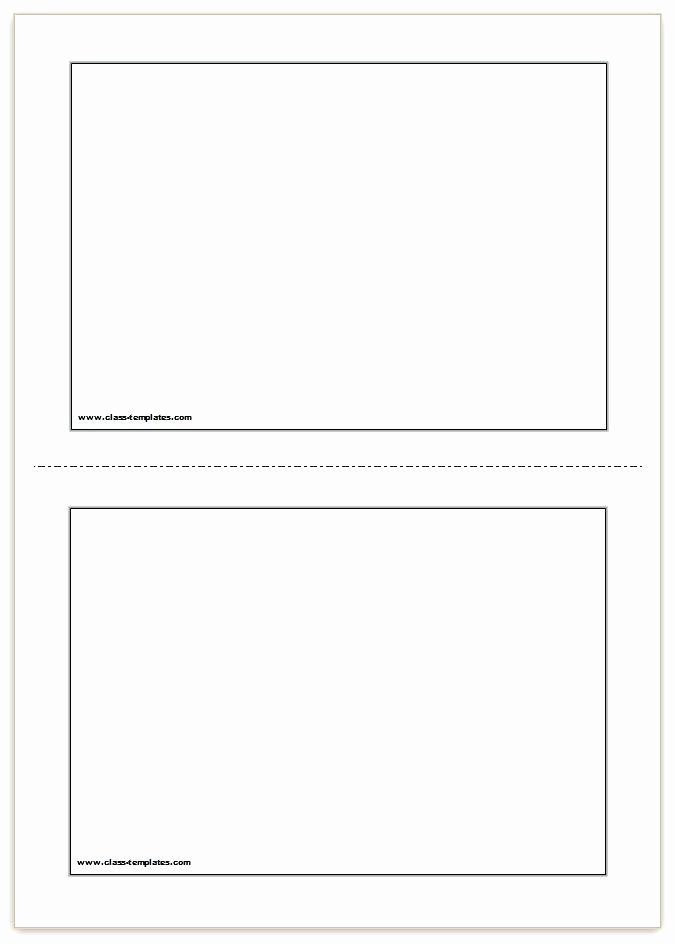 Printable Flashcard Template Vocabulary Flash Cards Free