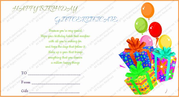 t bumper birthday t certificate template