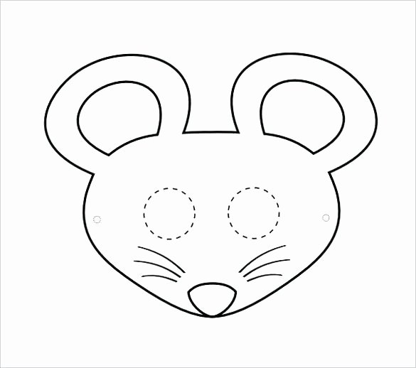 Printable Minnie Mouse Template Choice Image Template