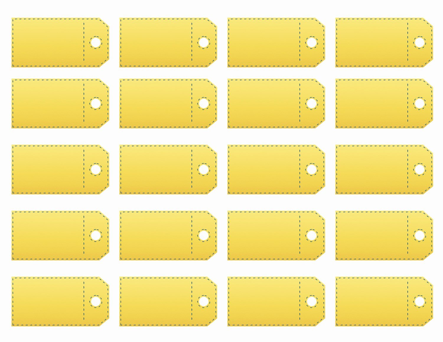 picture relating to Price is Right Name Tag Printable called The Expense is Instantly Popularity Tags Latter Illustration Template