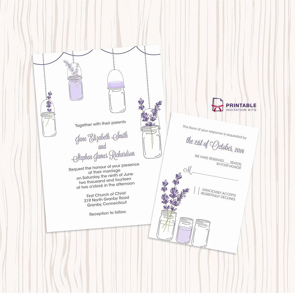 Printable Wedding Invitation Templates Free Printable