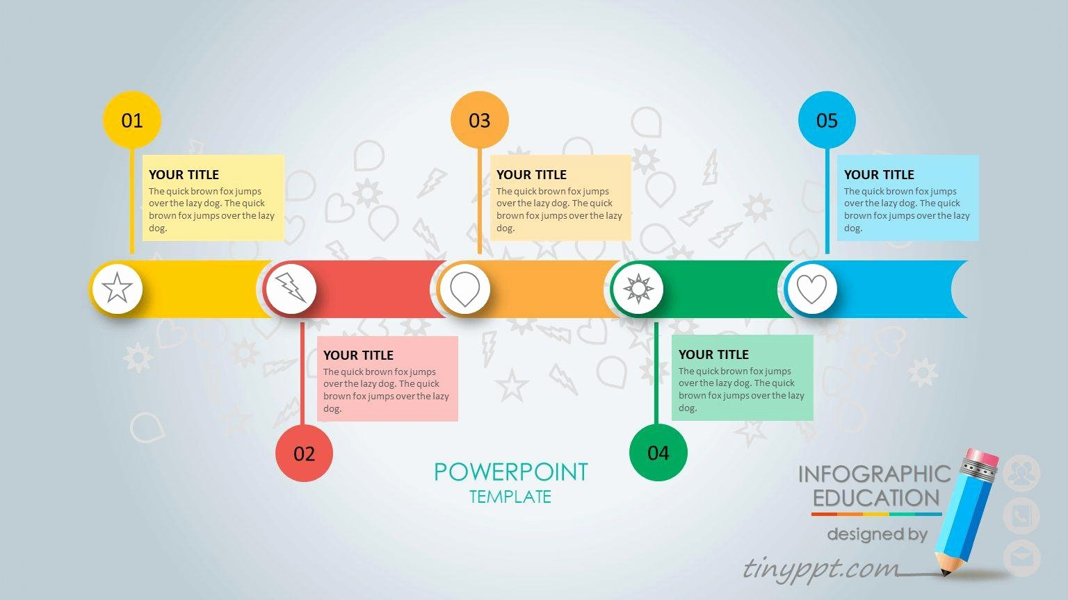 Process Flow Chart Template Powerpoint Free Powerpoint