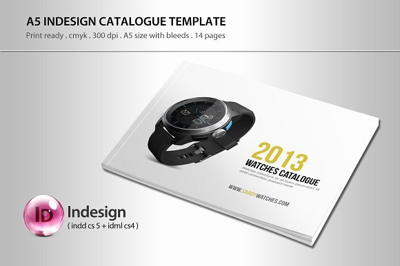 Product Catalogue Template Brochure Templates Creative