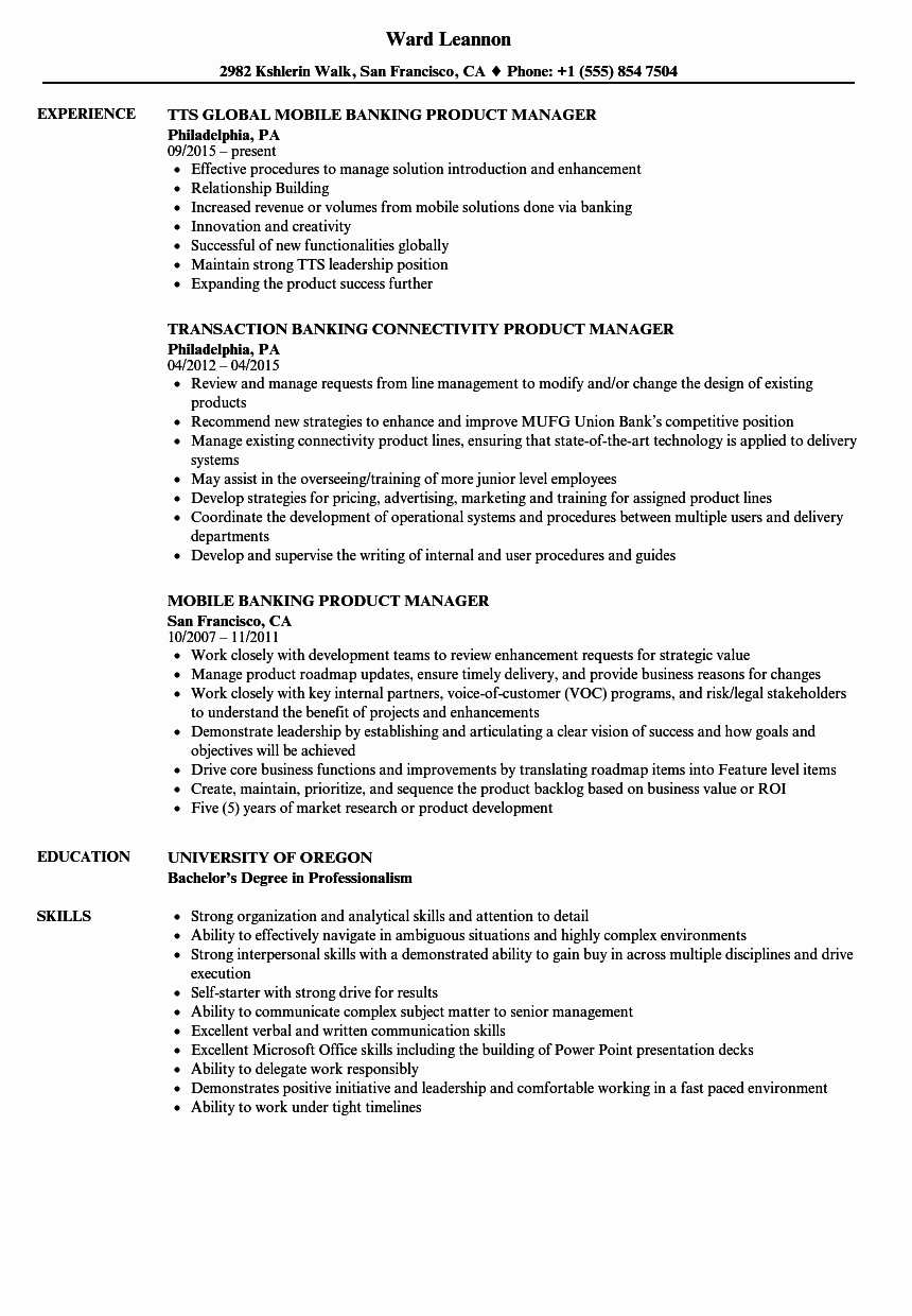 Product Manager Job Description Sarahepps