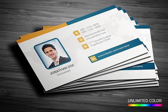 Professional Business Card Business Card Templates
