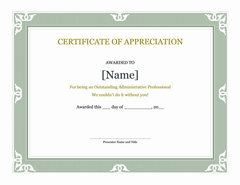 Professional Business Certificate Template Examples Thogati