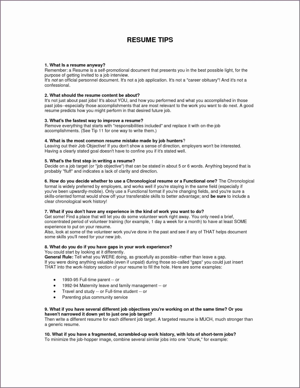 Professional Dance Resume for Teen – Perfect Resume format