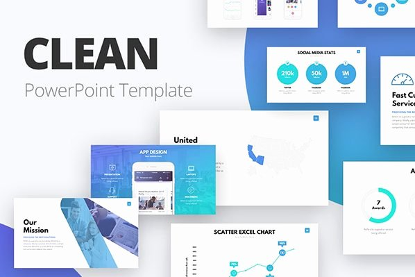 Professional Microsoft Powerpoint Templates Free