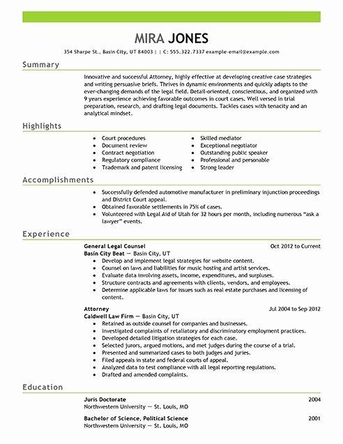 Professional Resume Builder Service