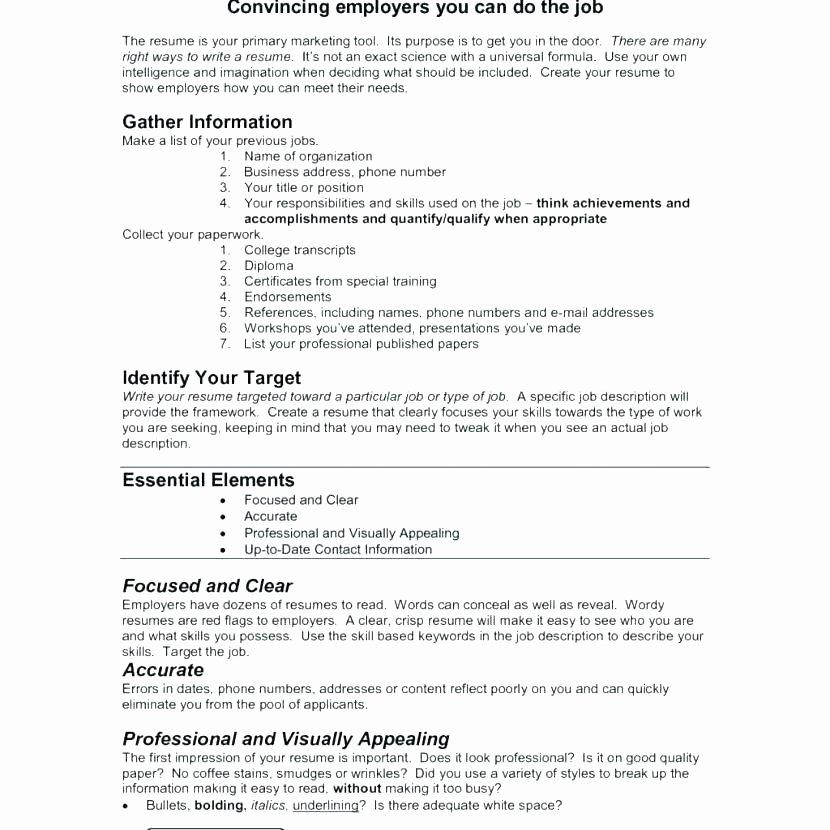 Professional Resume Builders – Administrativelawjudgefo