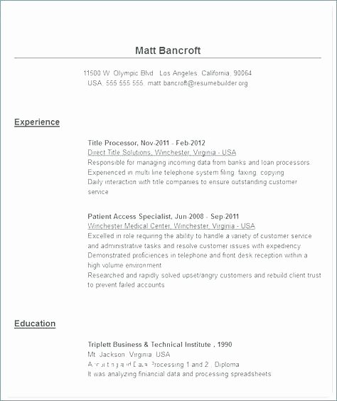 Professional Resume Services Reviews Professional Resume