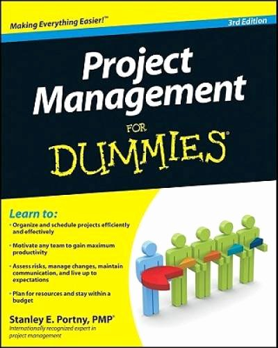 Project Management for Dummies by Portny Stanley E
