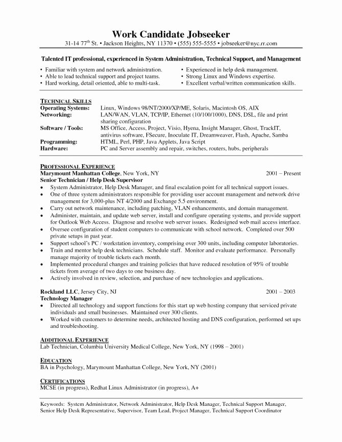 Project Management Keywords for Resume