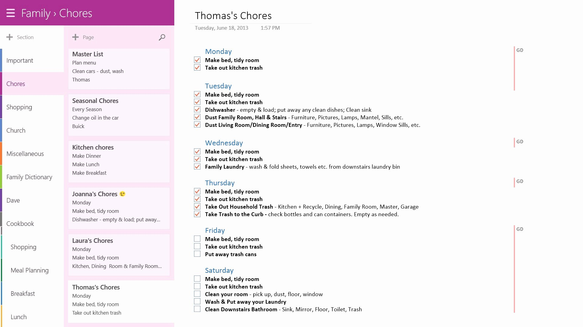 Project Management Templates for Enote Example Of