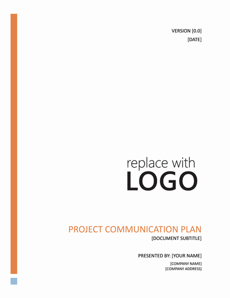 Project Plan Templates 18 Free Sample Templates