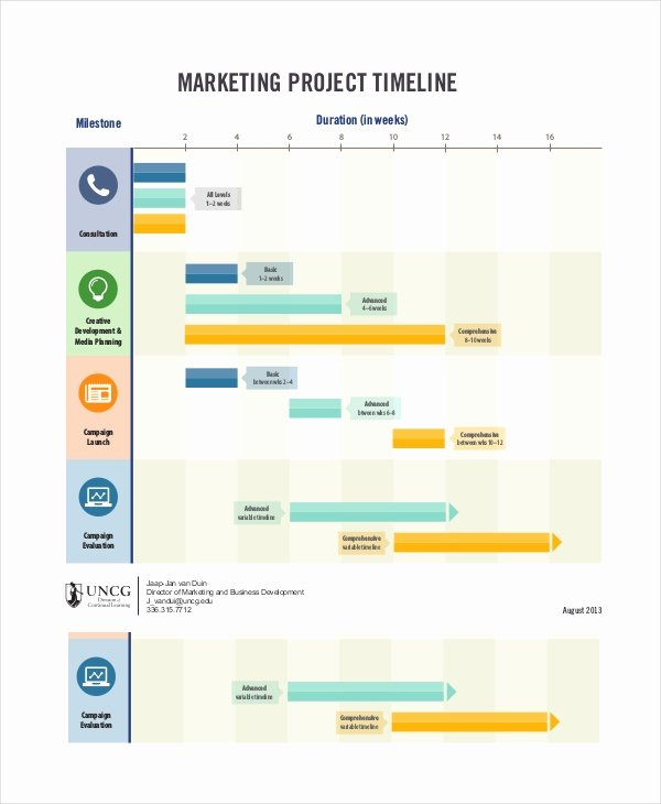 Project Timeline Example 8 Free Word Pdf Documents