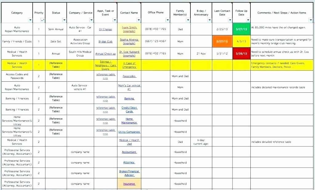 Project Tracker Excel Template Project Tracking Excel