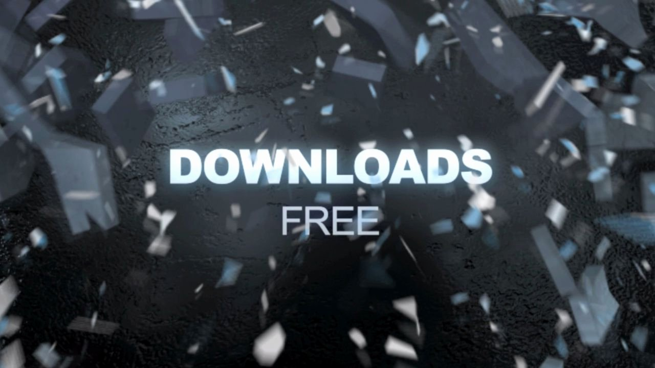 Promo Free Intro Template after Effects