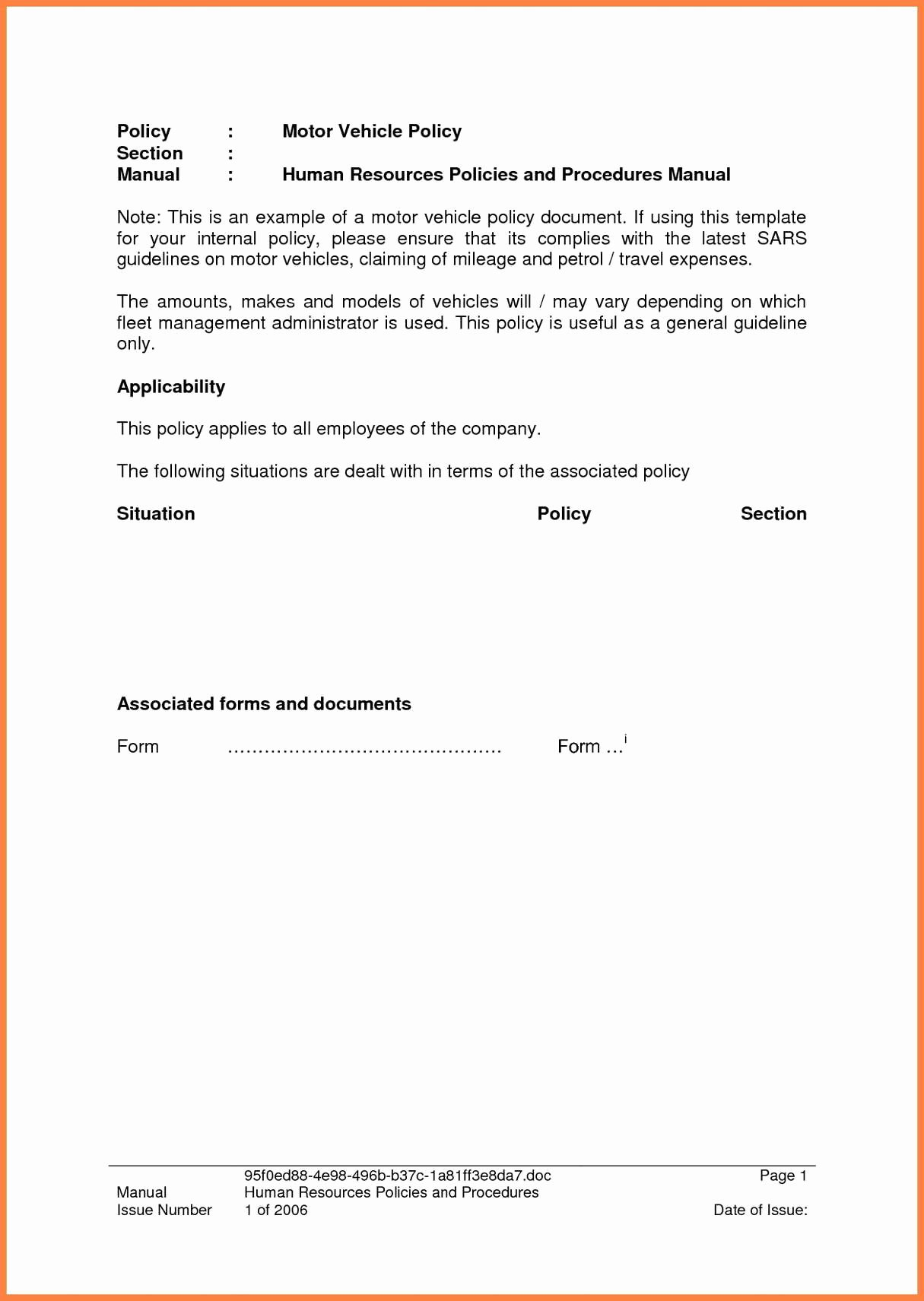 Proof Auto Insurance Letter Template Examples
