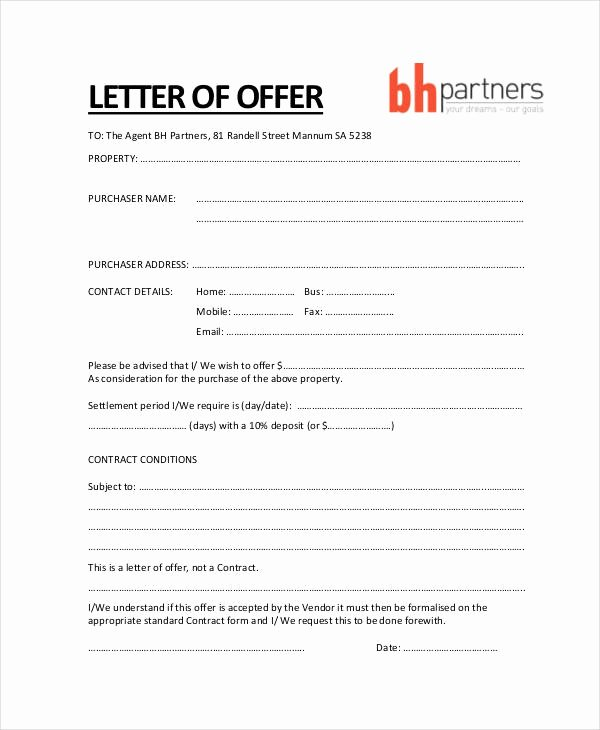 Property Fer Letter Templates 10 Free Word Pdf