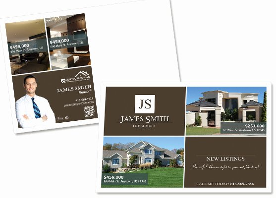 Property Management Postcards Residential Management