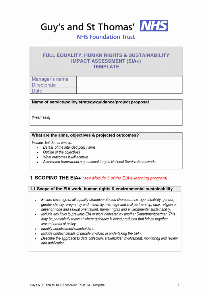 Proposal Consulting Proposal Template