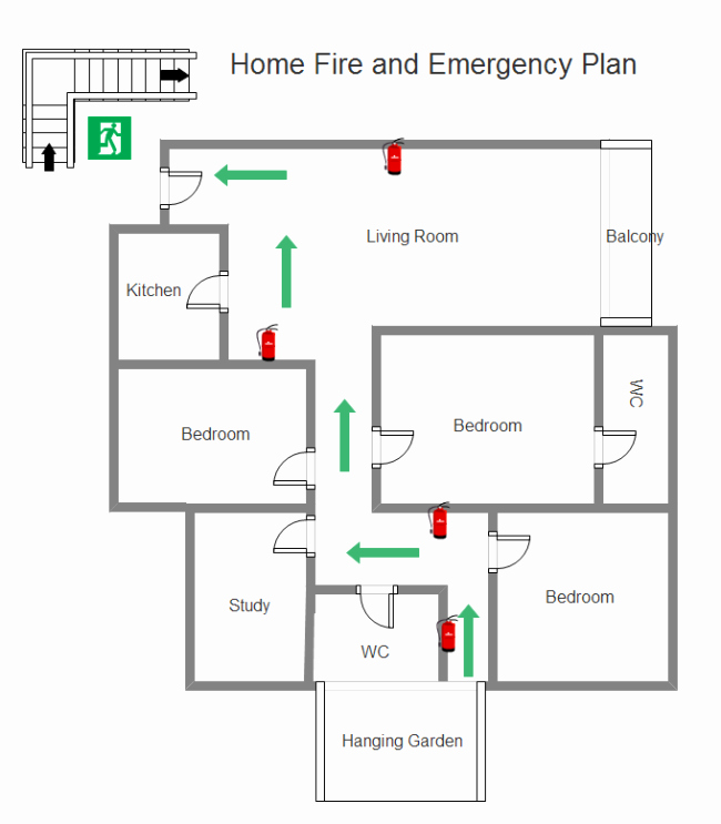 Protect Your Family with An Home Emergency Evacuation Plan