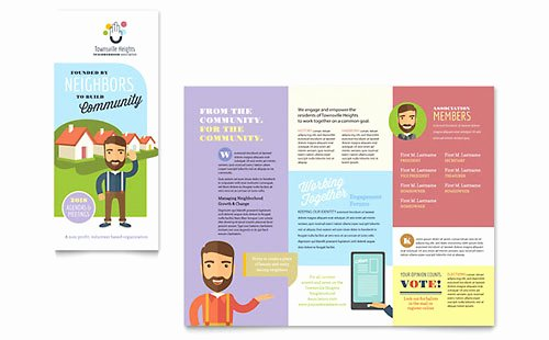 Publisher Brochure Template Publisher Templates Free