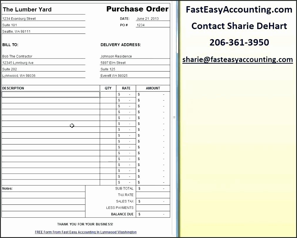 Purchase Request form Template Excel Image Collections