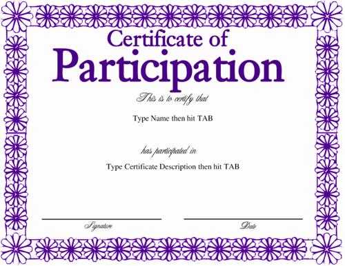 Purple Certificate Templates