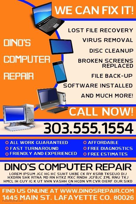 Puter Repair