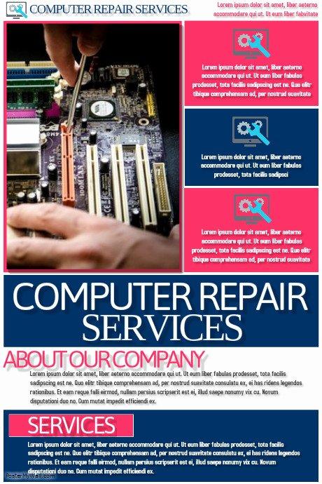 Puter Repair Template
