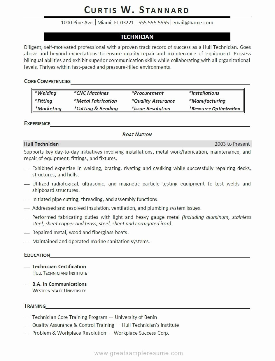 Qa Entry Level Resume