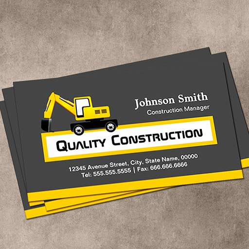 Quality Construction Pany Elegant Yellow Pack